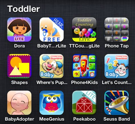 my favorite things 2012 iphone apps food beauty and more top 10 toddler iphone apps this lil piglet