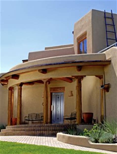 pueblo revival home architecture and design features