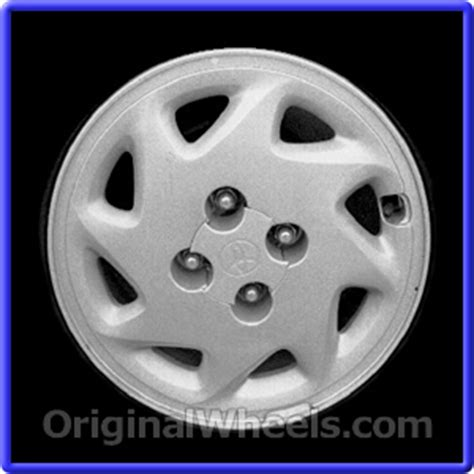 Toyota Tercel Bolt Pattern 1997 Toyota Paseo Rims 1997 Toyota Paseo Wheels At