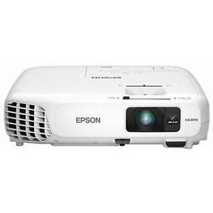 Lcd Projector Epson W28 epson ex3220 tri lcd projector new ebay
