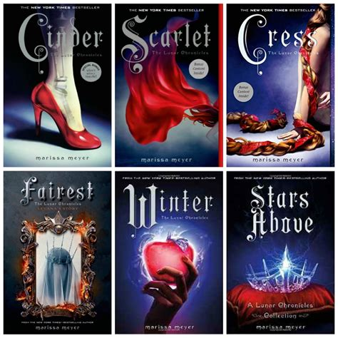 Lunar Chronicles Cinder jactionary the lunar chronicles series by marissa meyer