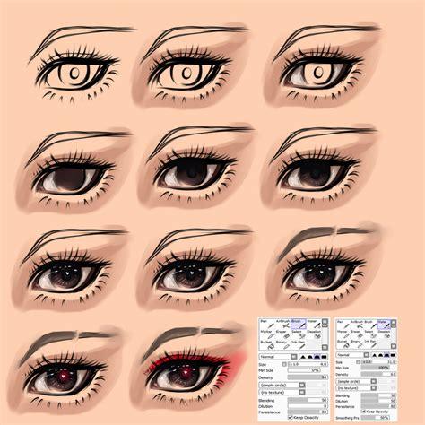 eyeshadow tutorial art eyes tutorial by ryky on deviantart