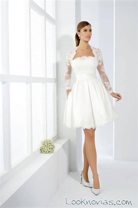 vestido corto de novia vestidos de novia cortos 2017
