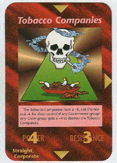illuminati companies illuminati tobacco companies new world order card