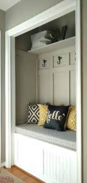 Foyer Bench 10 Inspiring And Inventive Mudroom Ideas The Creek Line