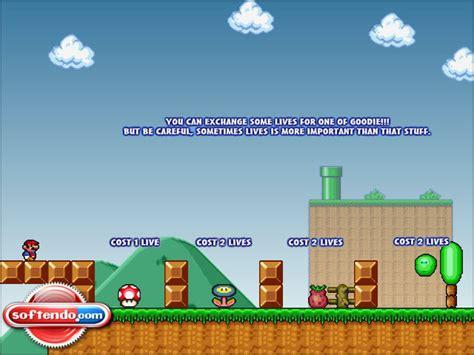 mario forever full version indir freeware freegame mario forever v4 4 free full game
