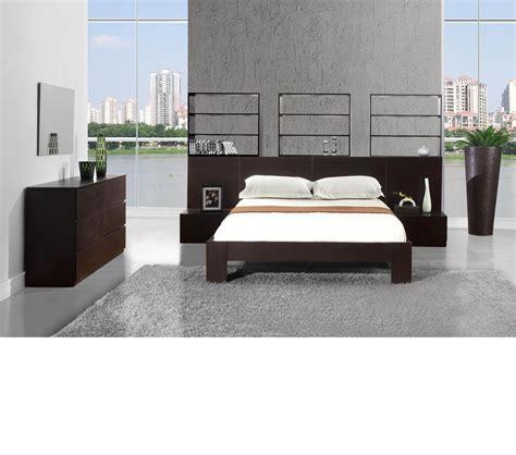 dreamfurniture com 200300q stuart contemporary platform dreamfurniture com lyon wenge platform bedroom set