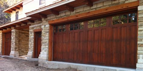 Wooden Garage Doors Wood Garage Doors Repair And Install Toronto And Gta