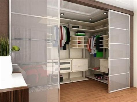 small bedroom with walk in closet 33 walk in closet design ideas to find solace in master
