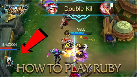 mobile legend tips mobile legends how to play ruby mobile legends tips and