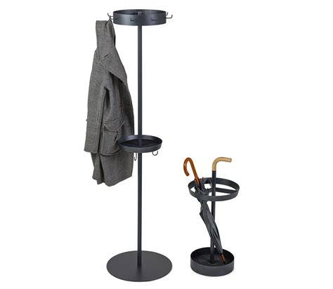 Coat Rack Umbrella Holder by Piccolo Coat Rack And Umbrella Holder Nola