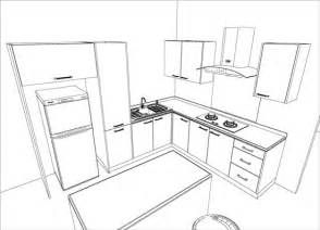 wonderful Simple Kitchen Designs Photo Gallery #4: kitchen-anda-sketch-3.jpg