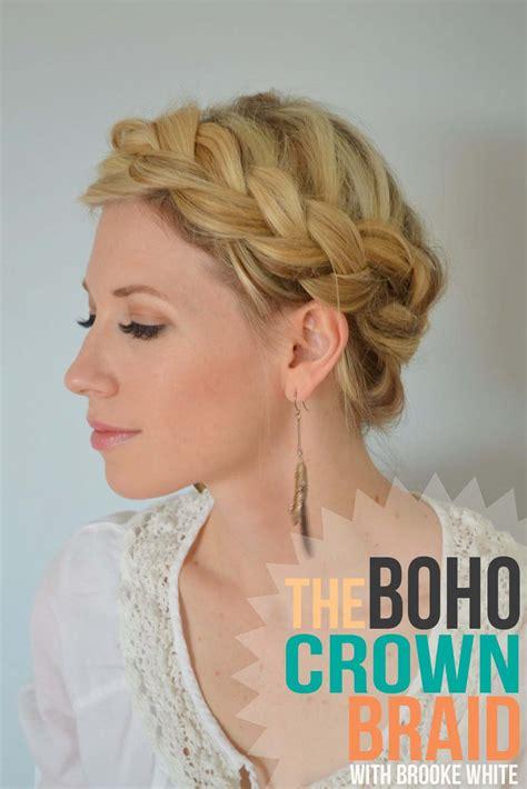 braidout using royal crown little miss momma