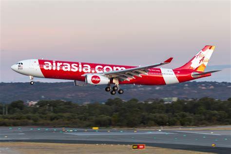 airasia perth 9m xbc airbus a330 343x msn 1659 of airasia x at perth