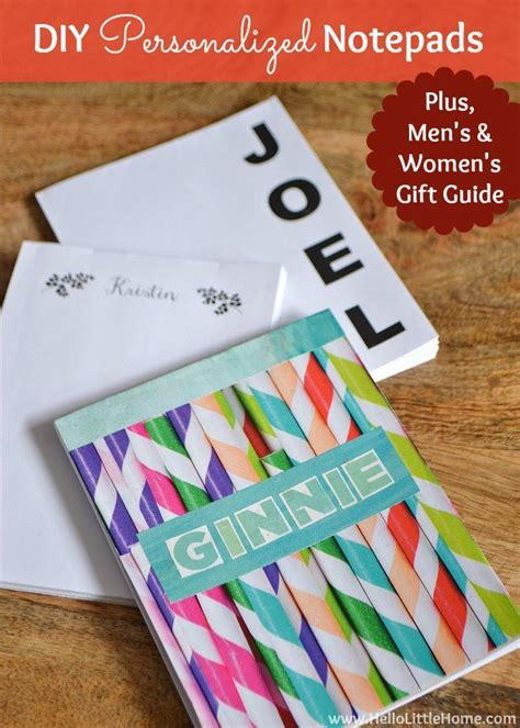 Personalised Handmade Gift Ideas - 25 inexpensive diy birthday gift ideas for