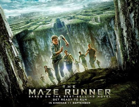 film maze runner review review the maze runner movie the writer s inkwell