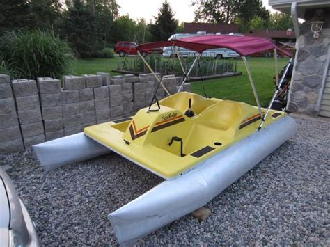 used pontoon boats detroit mi sea ryder pontoon for sale