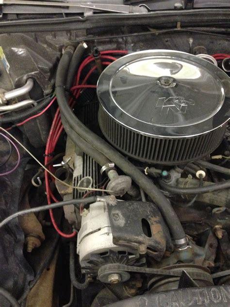 chevy  engine diagram  wiring diagram