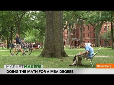 Is Getting A Mba Degree Worth It by Is That Mba Degree Worth The Money