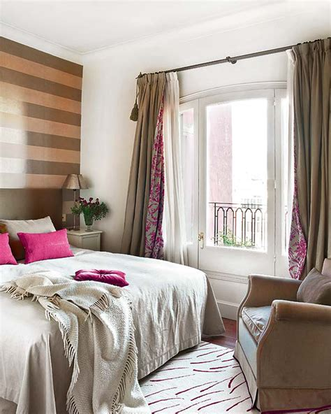 taupe and pink bedroom using taupe to create a stylish and romantic bedroom
