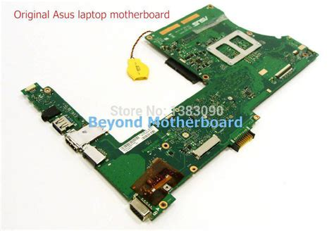 Motherboard Laptop Asus I3 asus x501a with i3 celeron cpu motherboard