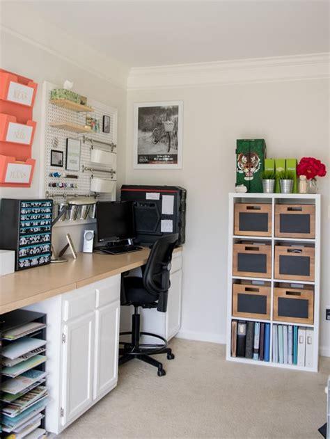 Craft Desk Organization Ideas Craft Room Makeover Reveal Craving Some Creativity