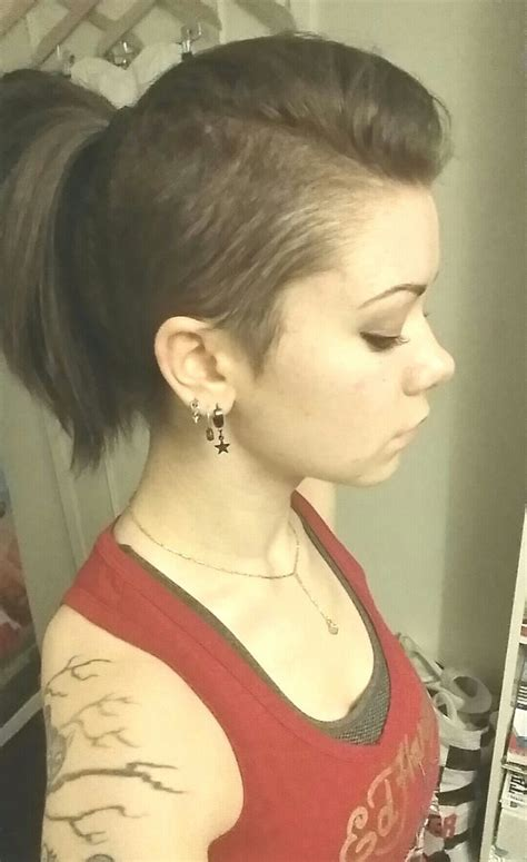 new sidecut for female pictures pterodactylasparagus did someone say they wanted a new