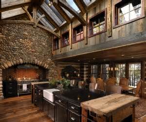 53 sensationally rustic kitchens in mountain homes the best kitchen design ideas