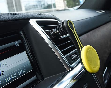 Hoco Metal Air Vent Magnetic Car Holder Smartphone Ca19 hoco ca17 strong magnetic car mount air vent phone holder white blue