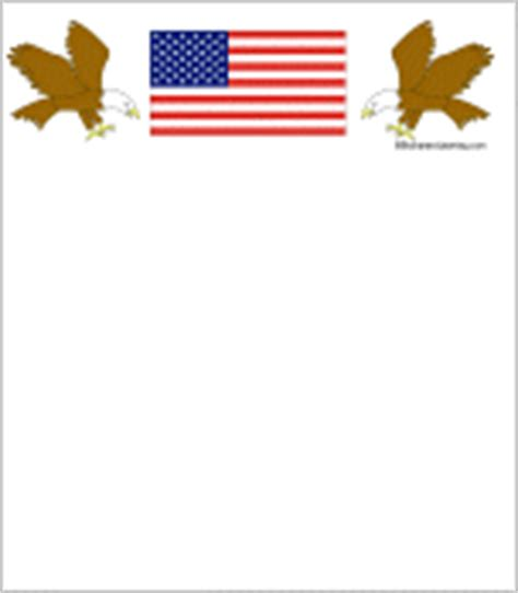 printable military stationary letterheads and stationery enchantedlearning com