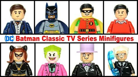 Lego Pogo Pingwin batman classic tv series minifigures unofficial lego