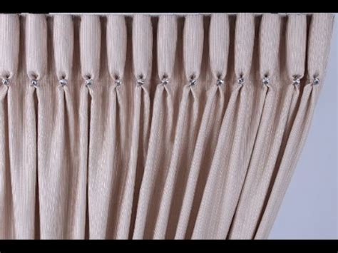 how to make pleated drapes without pleater tape goblet pleat how to make a goblet pleat curtain 200mm