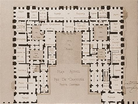 palace of versailles floor plan 42 best versailles floor plans images on pinterest