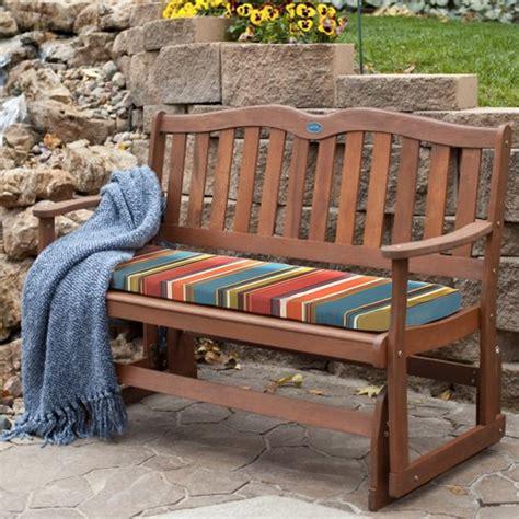 outdoor gliders bench furniture swings retro loveseat