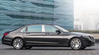 2016 mercedes maybach s class threatening to go beyond