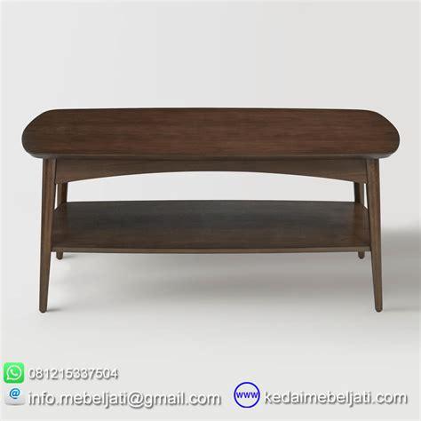 Meja Kopi Kayu Jati beli meja kopi design vintage minimalis kayu jati harga murah meriah