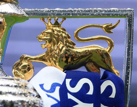 league trophy table predicted premier league table 2015 16 pictures pics