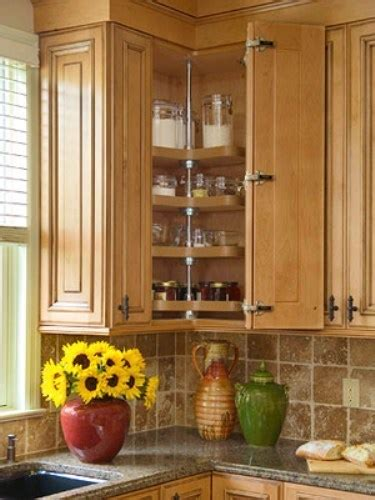 Corner Kitchen Cupboards Ideas by How To Organize Upper Corner Kitchen Cabinet 5 Guides