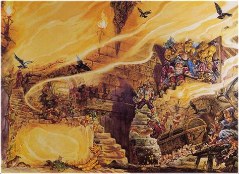 color of magic color of magic cover discworld picture