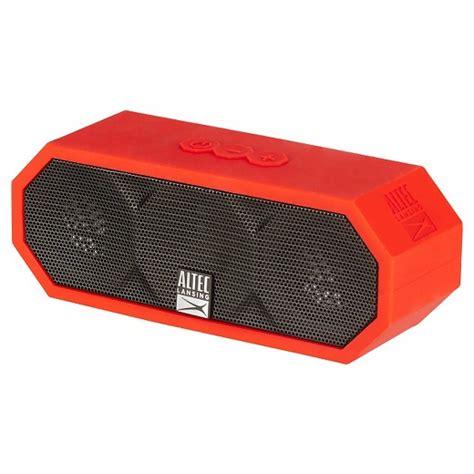 Speaker Bluetooth Altec altec h2o bluetooth waterproof speaker target