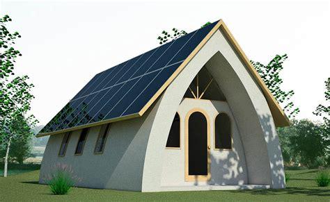 Small Footprint House Plans Tiny Earthbag House Plans