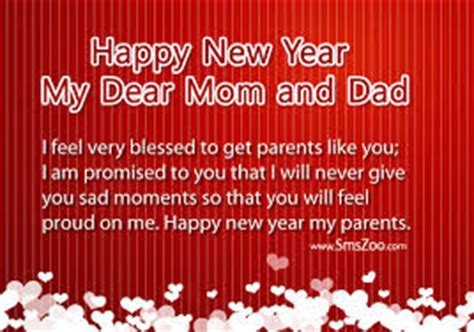 new year wishes to parents best happy new year wishes 2017 for parents happy new