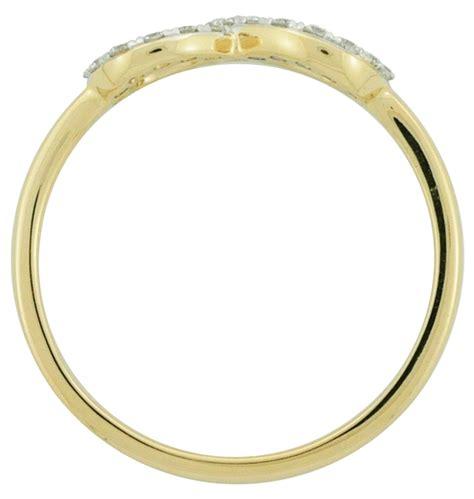ring infinity symbol ring med infinity symbol i guld og diamanter smykkebutikken