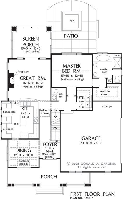 wexler house plan the wexler house plan images see photos of don gardner house plans 3760 1248a1 f