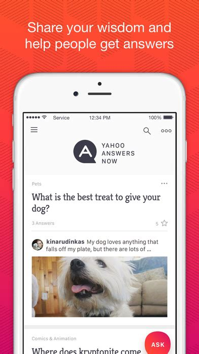 Phone Lookup Yahoo Answers Yahoo Answers For Ios Launched To Offer Customers Mobile Q A