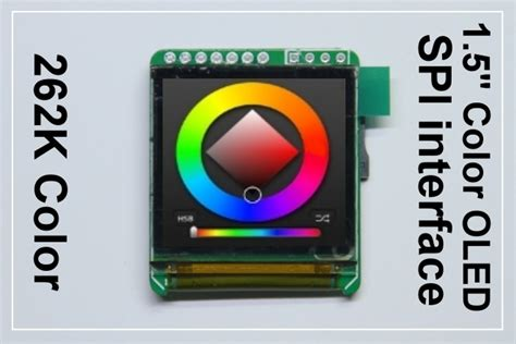 Oled 2828 Color Display Module color oled jpg 663 215 442
