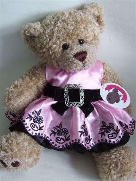 Teddy Wardrobe by Teddy Clothes Pink Buckle Dress