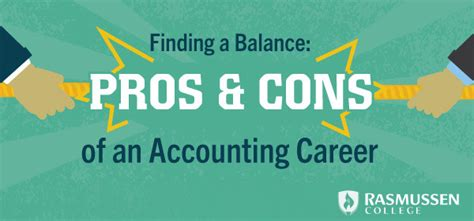 Pros And Cons Of Mba Degree by 9 Must Pros Cons Of An Accounting Career