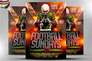 spectacular football flyer templates 24