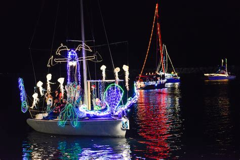 dana point boat parade where to find a holiday boat parade in southern california